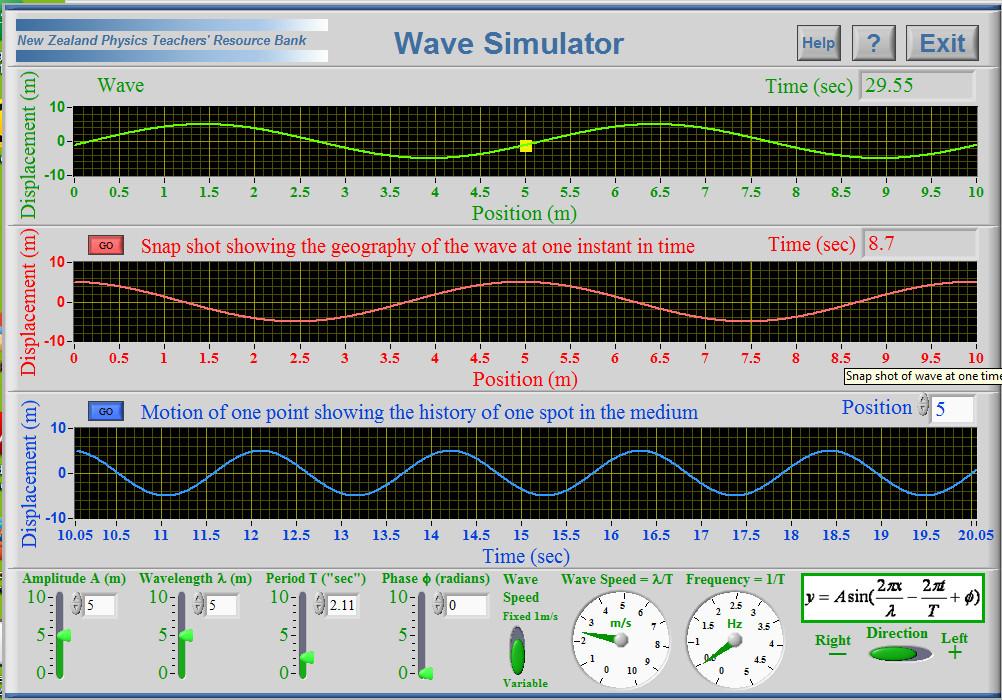 WaveSimComp
