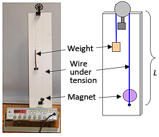 The standing wave apparatus